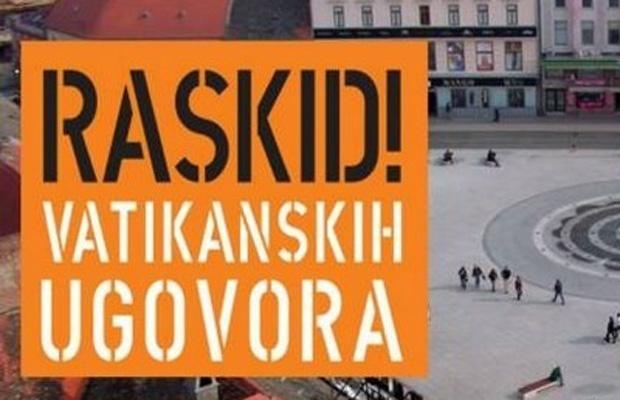 Ugovori između Svete Stolice i Republike Hrvatske nekima jako smetaju