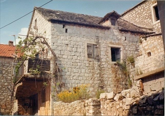 Kuća Katice Bertić, ud. Kupareo