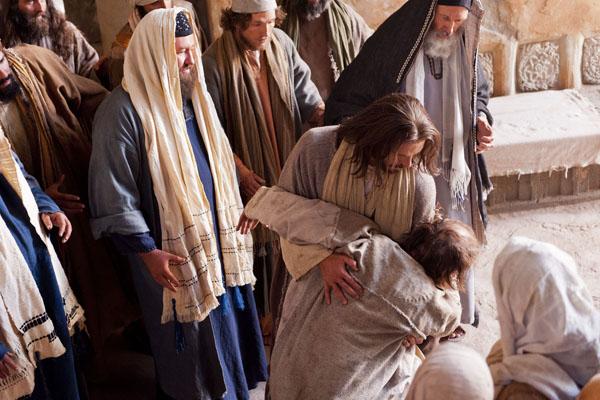 Isus oslobađa opsjednutoga