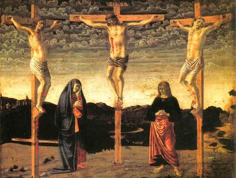 Slikovni rezultat za raspeće isusovo