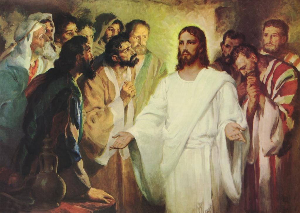 Isus se ukazuje učenicima