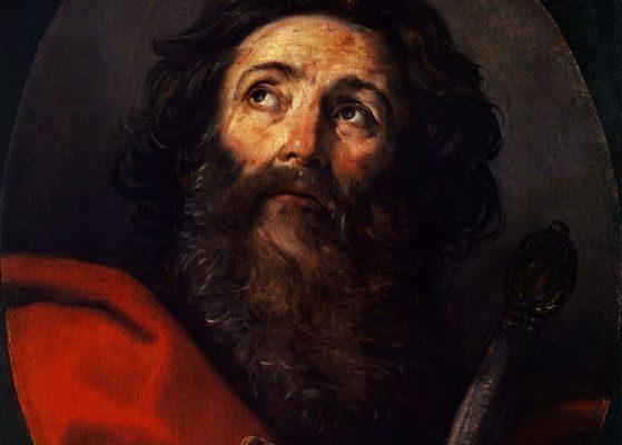 Guido Reni, Sveti Pavao