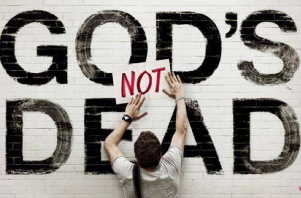 Bog nije mrtav