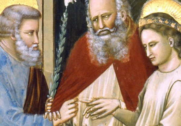 Giotto, Marijine zaruke