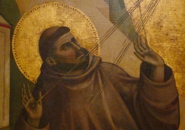 Giotto, Sveti Franjo