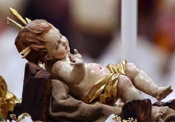 Novorođeni Isus