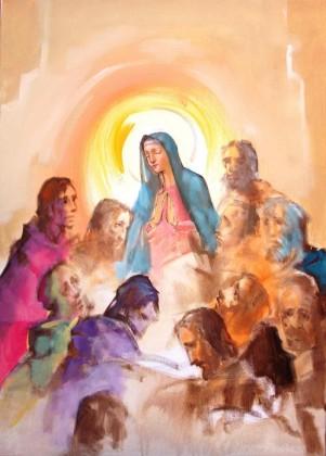 13-Cekanje Duha Svetoga