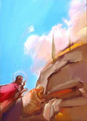 2-Petar i Ivan na grobu