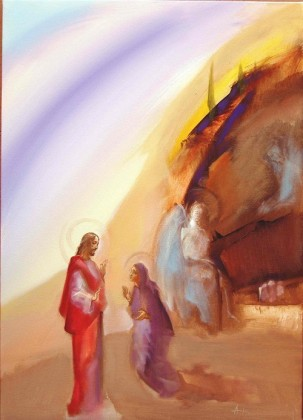 3-Ukazanje Mariji Magdaleni