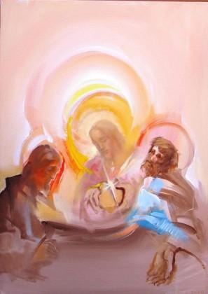 5-Isus se objavljuje u Emausu