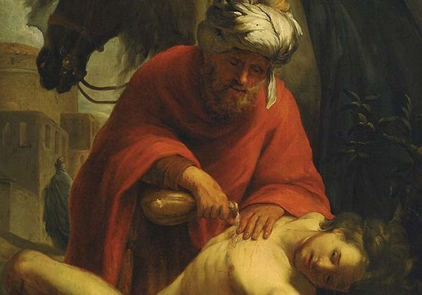 Prispodoba o milosrdnom Samarijancu
