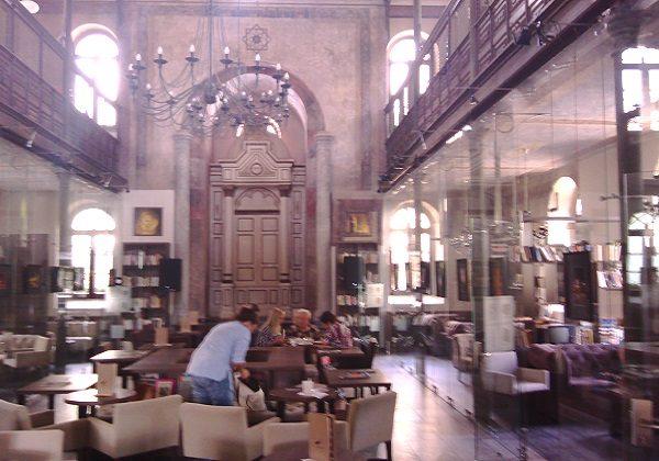 Sinagoga-kafić u Trnavi