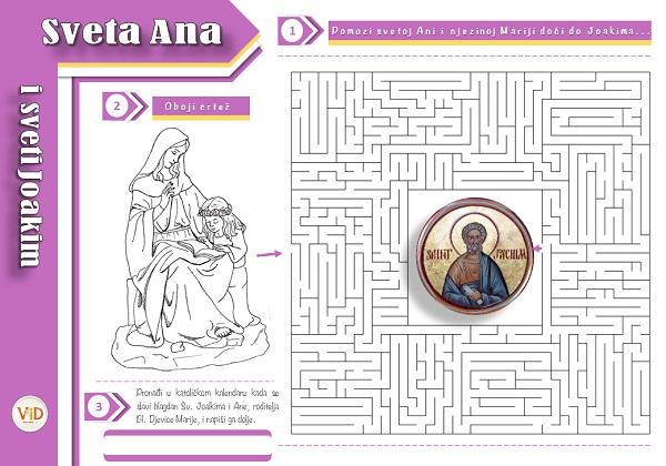 Sv. Joakim i sv. Ana