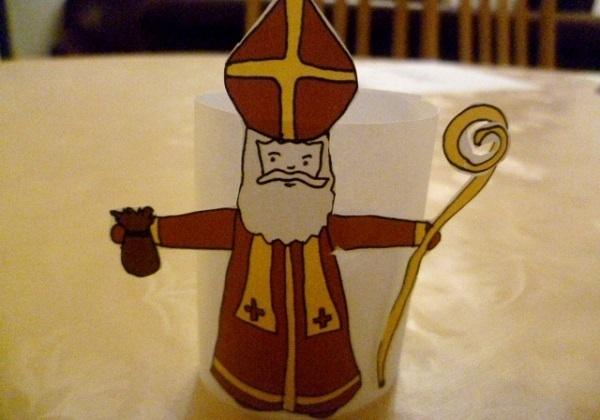 Sveti Nikola od papira