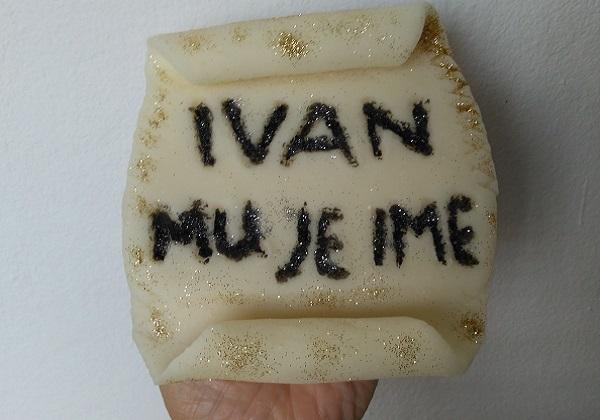 """""""Ivan mu je ime"""" – Zaharijina pločica od hladnoga porculana"""