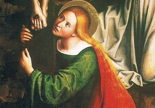 Spomendan Svete Marije Magdalene postao blagdan