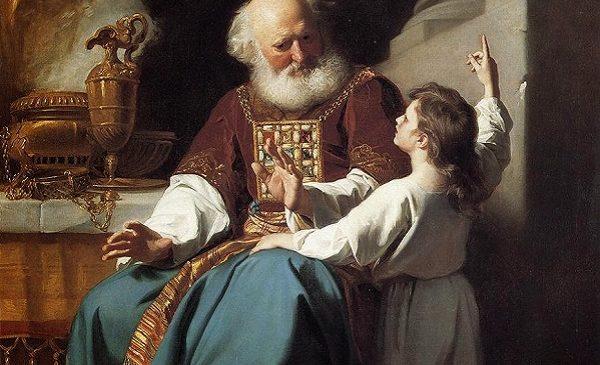Govori, Gospodine, sluga tvoj sluša