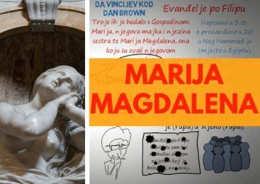 Marija Magdalena (2. dio): Žena uhvaćena u preljubu?