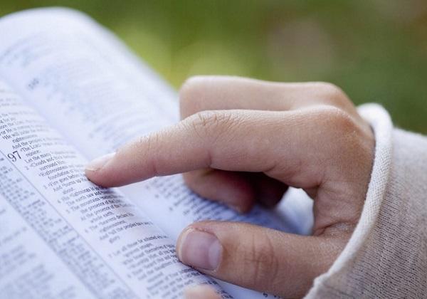 Sveto pismo u životu kršćana