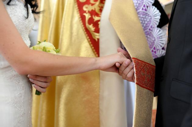 Negdašnji obrednici, korišteni na području današnje istočne Hrvatske i Srijema (8): O sakramentu ženidbe