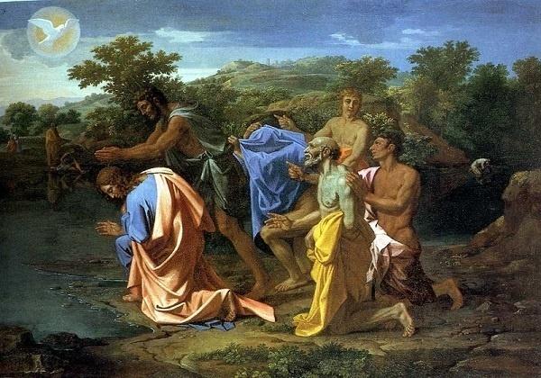 Krštenje Gospodinovo (A)
