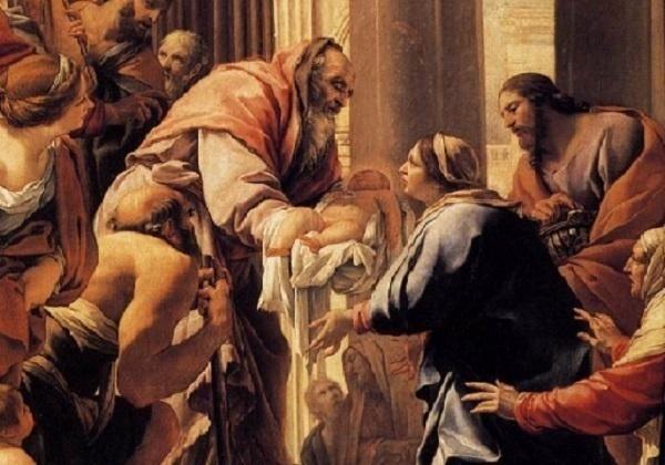 Svijećnica ili Prikazanje Gospodinovo u Hramu