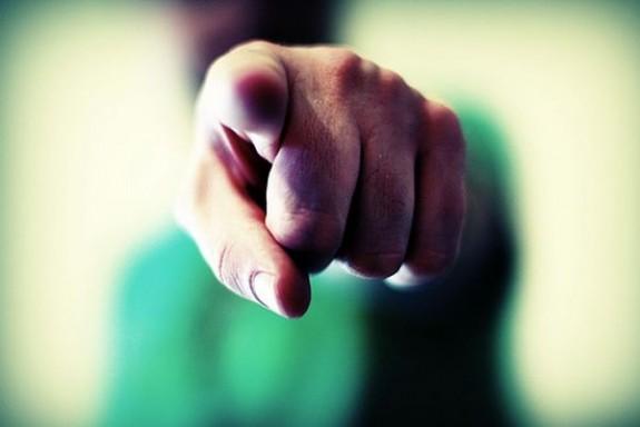 Ispruženi prst