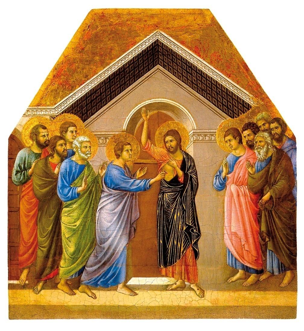 Između dodira i vjere – razmišljanje uz 2. vazmenu nedjelju (A)