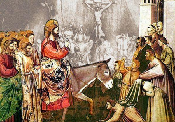Isusov svečani ulazak u Jeruzalem