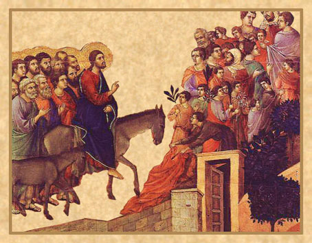 Pridružiti se mesijanskoj povorci – razmišljanje uz Cvjetnicu (A)