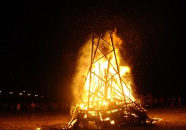 Običaji paljenja vatre uoči Svetoga Ive