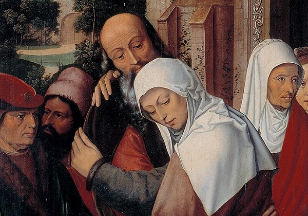 Sveti Joakim i Ana, Isusovi sveti Dida i Baka