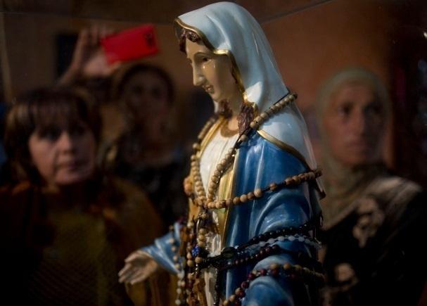 Marijina zemlja (priča)