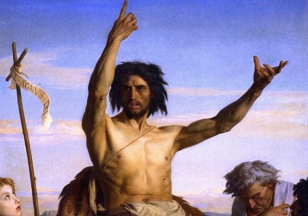Posljednje svjedočanstvo Ivana Krstitelja (Iv 3, 22-36)