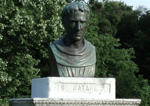 Fra Matija Petar Katančić – najučeniji Slavonac svoga vremena