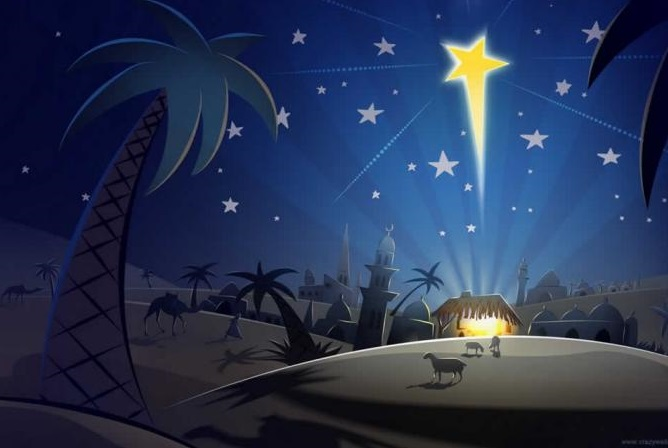 Ozvjezdano nebo (božićni igrokaz)