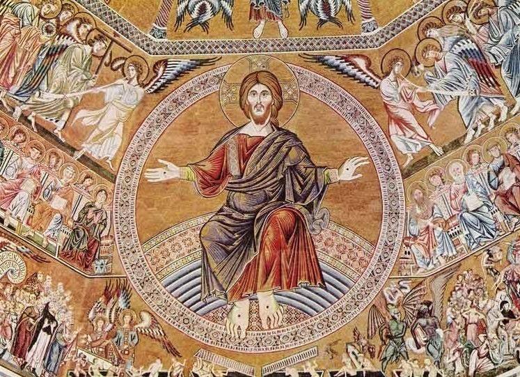 Isus Krist, Kralj svega stvorenja (A)