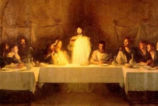 Isus, Juda i Petar (Iv 13, 21-38)