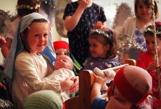 Djeci za Božić