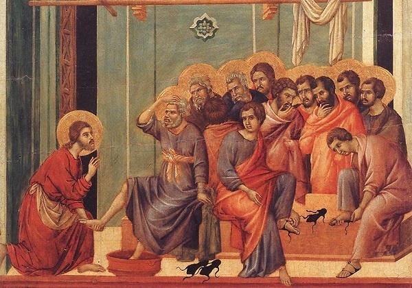 Pranje nogu i ideal učenika (Iv 13, 1-20)