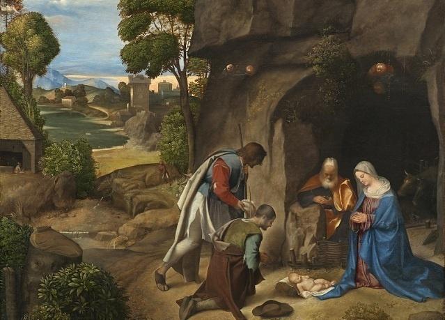 Rođenje Gospodinovo – misa ponoćka