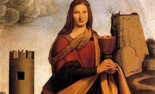 Slikovni rezultat za sveta barbara - Vjera i djela