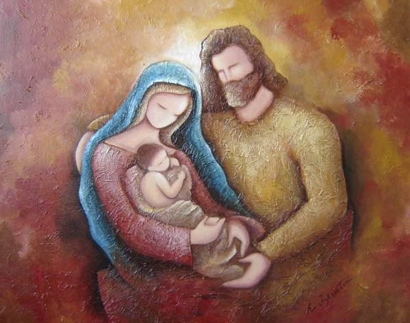 Sv. Obitelj Isusa, Marije i Josipa (B)
