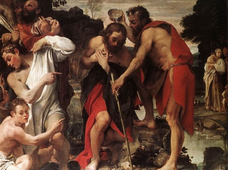 Krštenje Isusovo (B)