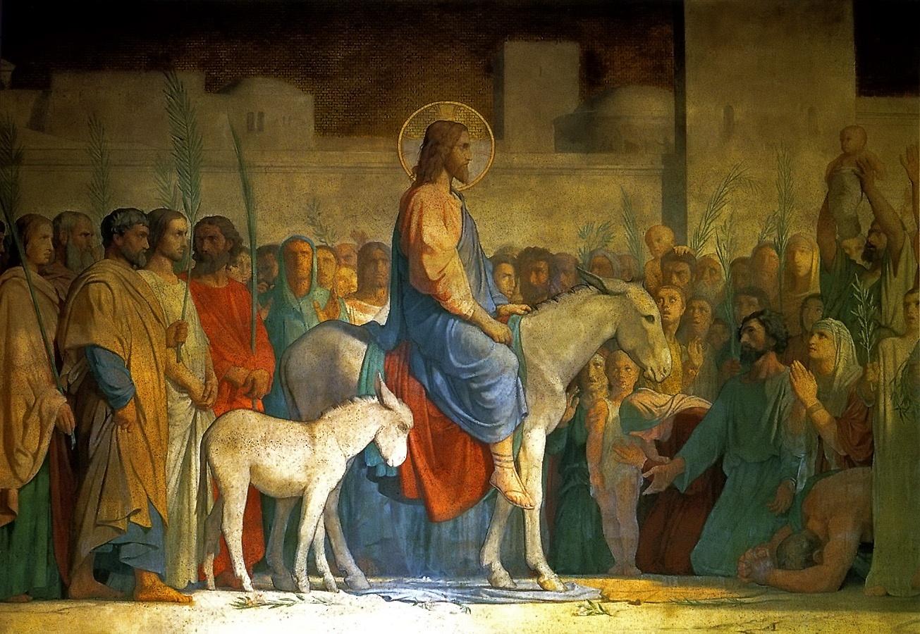 Mesijanski ulazak u Jeruzalem – razmišljanje uz Cvjetnicu (B)