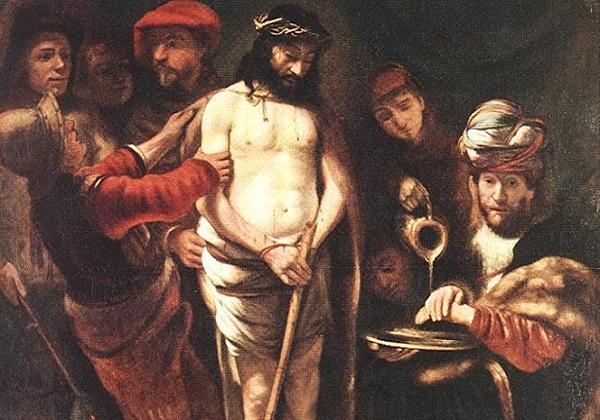 Sudski proces pred Pilatom (Iv 18,28-19,16a)