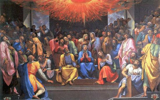 Girolamo Muziano, Duhovi