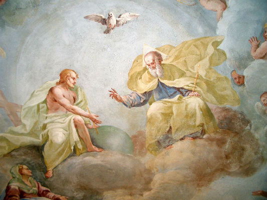 Meditacija uz Presveto Trojstvo (B)