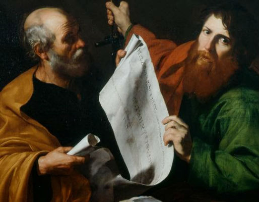 Meditacija uz svetkovinu Svetog Petra i Pavla