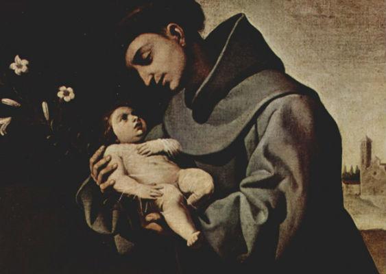 Nekadašnji blagoslovi uz Blagdan sv. Antuna Padovanskog